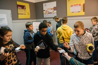 fotoplastikon_warsztaty dla dzieci_polaroid_jacek_bonecki_lekcja_11