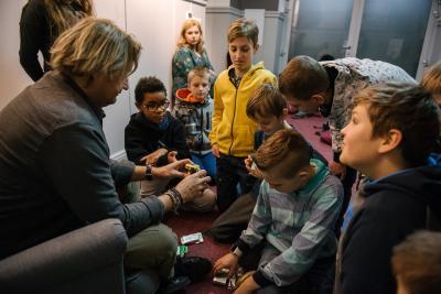 fotoplastikon_warsztaty dla dzieci_polaroid_jacek_bonecki_lekcja_6