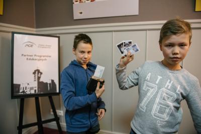 fotoplastikon_warsztaty dla dzieci_polaroid_jacek_bonecki_lekcja_9